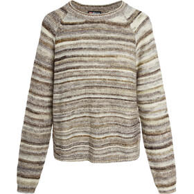 Sherpa Kohima Sweat-Shirt Femme, goa sand
